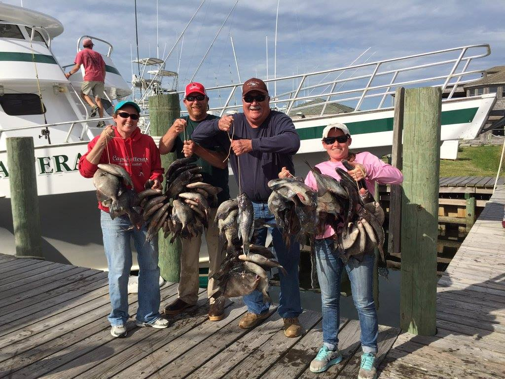 Outer Banks Private Fishing Charter
